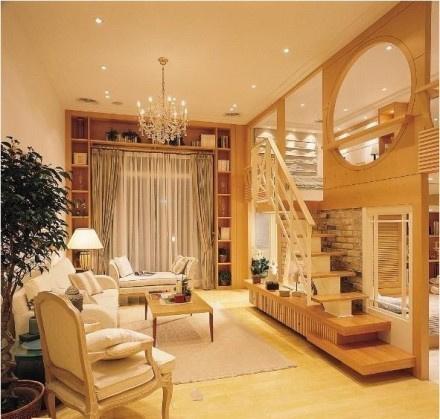 客厅 楼梯图片来自用户2772873991在loft的分享