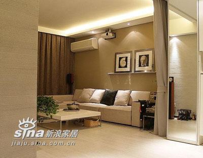 简约 四居 客厅图片来自用户2737950087在经典样板设计家居装修简约风格时尚演绎139的分享