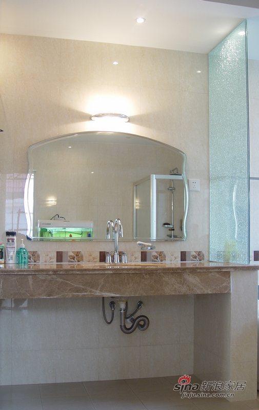 简约 别墅 卫生间图片来自用户2739153147在简约现代风格的别墅58的分享