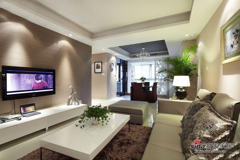简约 二居 客厅图片来自用户2737950087在舌尖上的家居96平时尚奢华白领美家47的分享