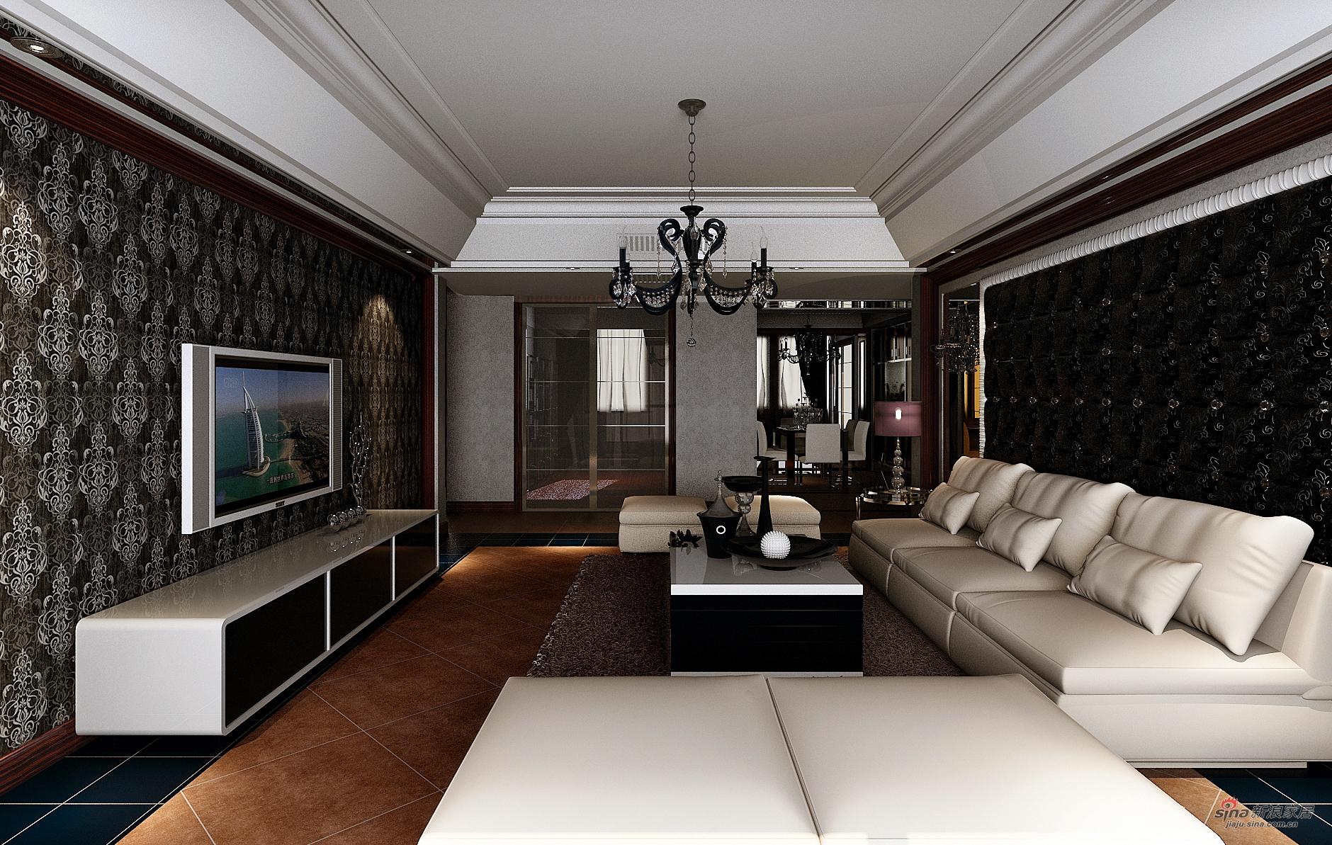 其他 四居 客厅图片来自用户2557963305在把感情融入的家装风格37的分享
