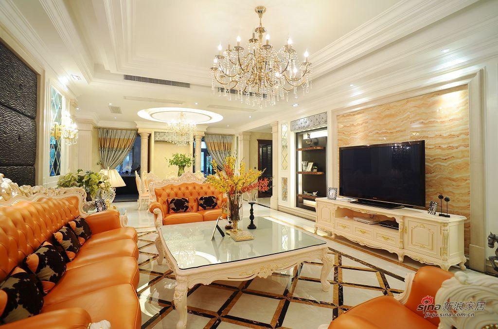 欧式 别墅 客厅图片来自用户2757317061在我的专辑748446的分享