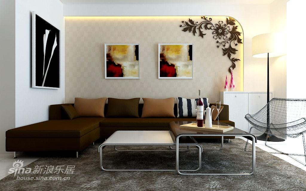 简约 三居 客厅图片来自用户2745807237在简约风情也很奢华81的分享