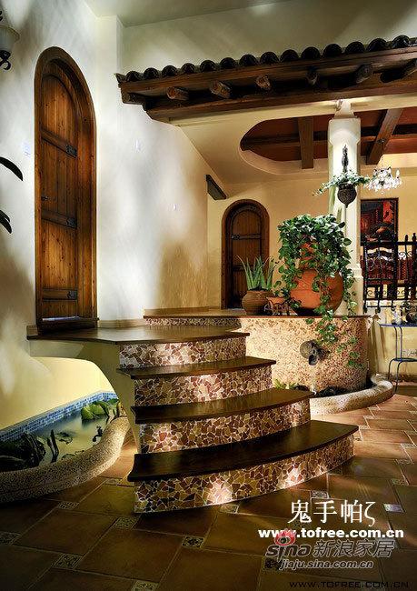 田园 复式 客厅图片来自用户2737791853在鬼手帕设计—旖檐待蕉雨45的分享