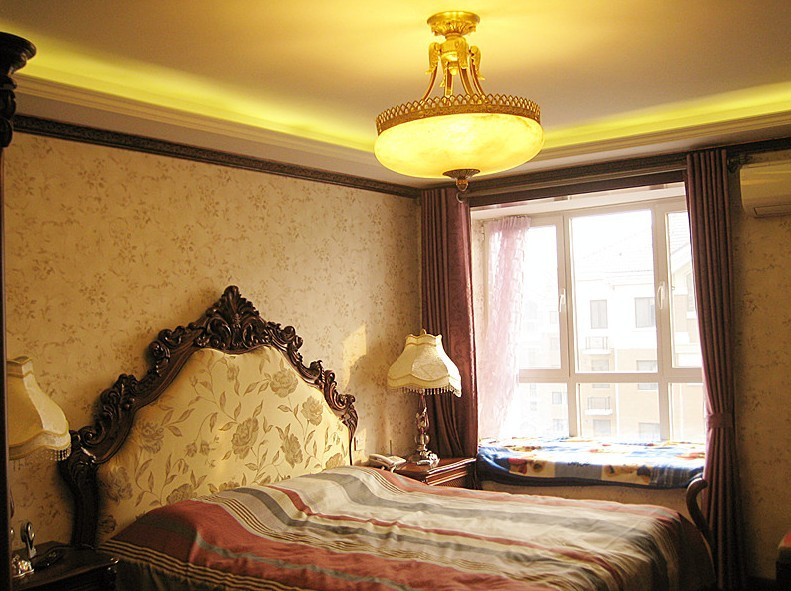 简约 二居 卧室图片来自用户2738093703在4.5万 打造 现代简约90平米 2居22的分享
