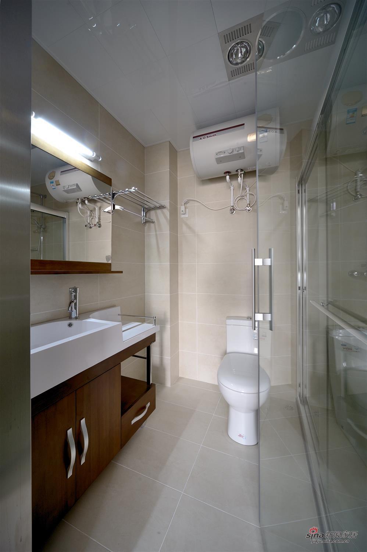 简约 四居 卫生间图片来自用户2737759857在山语城(172平米)现代简约设计案例19的分享