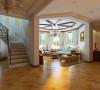 企业家的430平独栋别墅欧美设计风格66