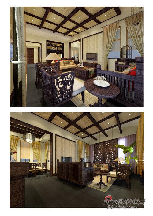简约 别墅 客厅图片来自用户2738820801在东南亚风情别墅82的分享