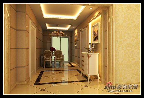欧式 一居 餐厅图片来自用户2746948411在金碧堂皇的五居室奢华、低调··53的分享