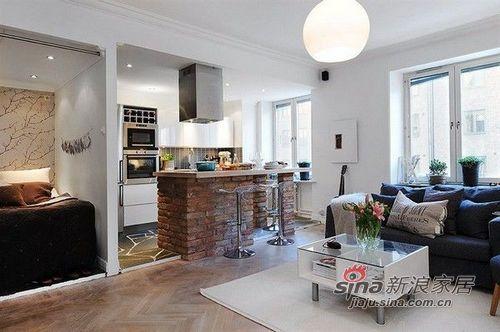 简约 一居 客厅图片来自用户2737735823在5万装42平单身公寓华丽效果93的分享