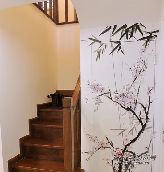 简约 复式 楼梯图片来自用户2557979841在中国风情独特复式居所19的分享