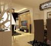 四季风情92平米-两室两厅-现代简约64