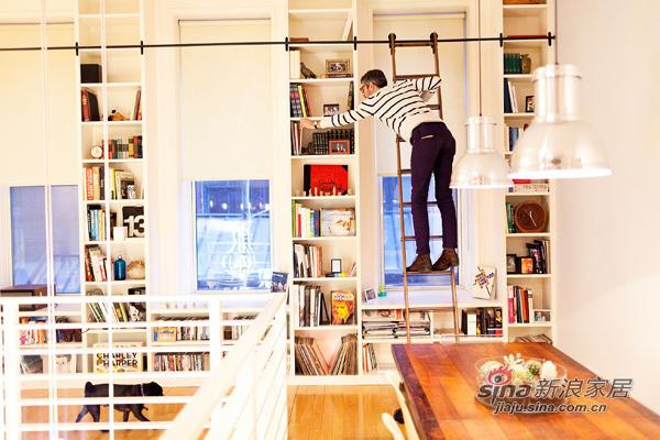 北欧 三居 书房图片来自用户1903515612在北欧风情8万108平2房2厅3口之家99的分享