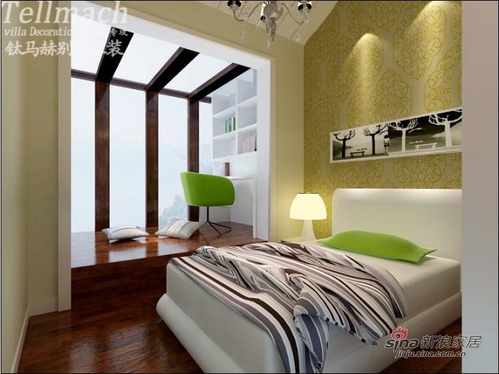 中式 别墅 儿童房图片来自用户1907659705在【多图】海派设计师韩文睿演绎简中风情别墅19的分享