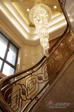 港式 别墅 楼梯图片来自用户1907650565在别墅大宅缔造奢华经典84的分享