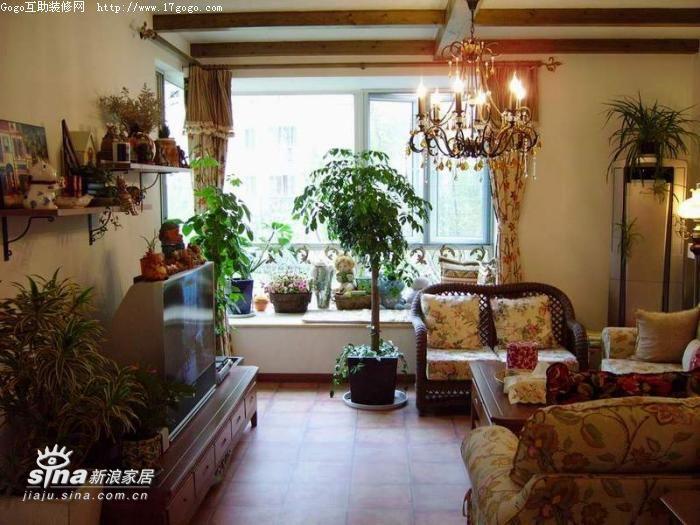 欧式 四居 客厅图片来自用户2746948411在田园与乡村的结合87的分享