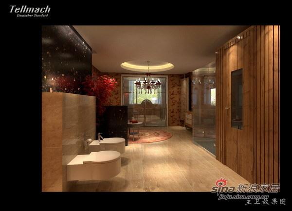 其他 别墅 卫生间图片来自用户2558757937在龙湾别墅61的分享