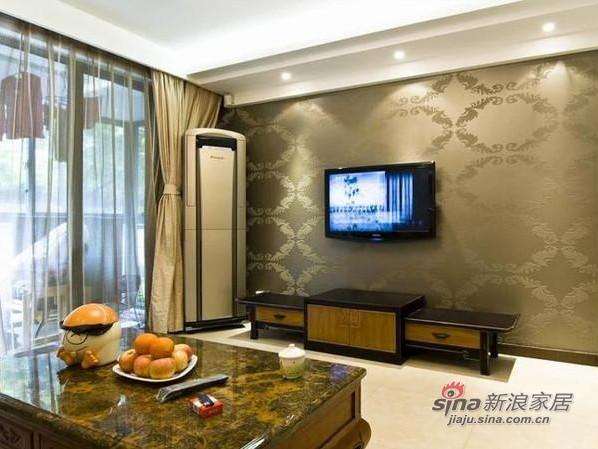 中式 三居 客厅图片来自用户1907659705在古典稳重大气的简中式风格75的分享