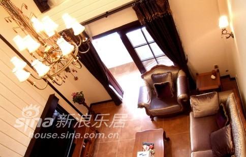 其他 别墅 客厅图片来自用户2737948467在欧式古典风格装修案例品鉴36的分享