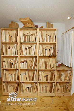 其他 其他 书房图片来自用户2558757937在奇特的纯木制的家 二人温馨世界样板房16的分享