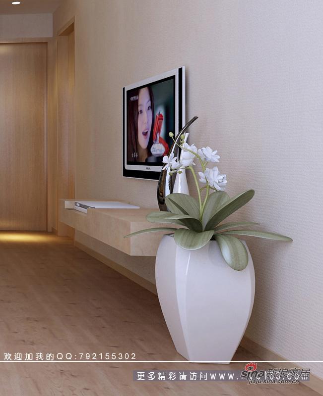 简约 四居 客厅图片来自用户2557010253在感受中庸之道的设计--山水洲城样板房设计80的分享