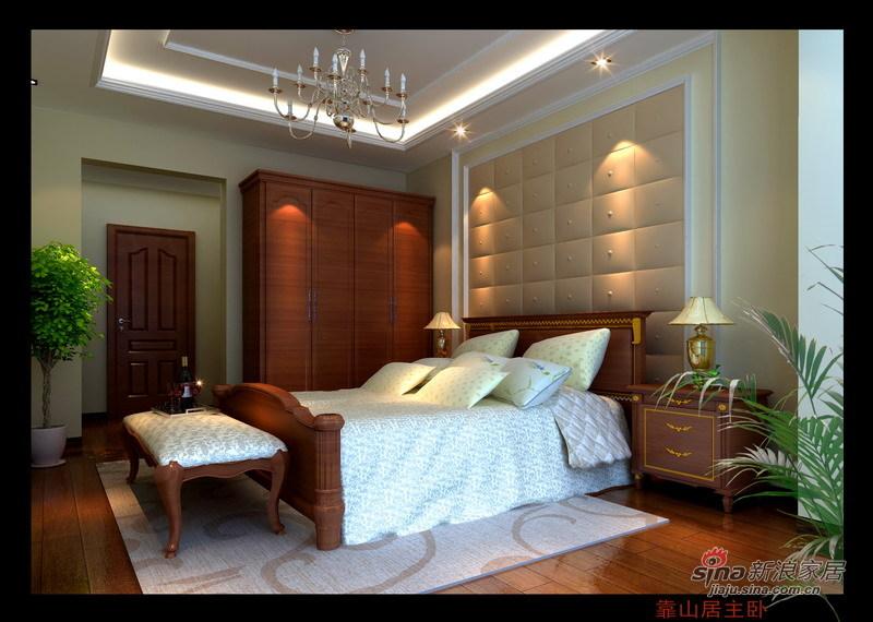 欧式 别墅 卧室图片来自用户2772873991在高贵雅致古典欧式别墅设计49的分享