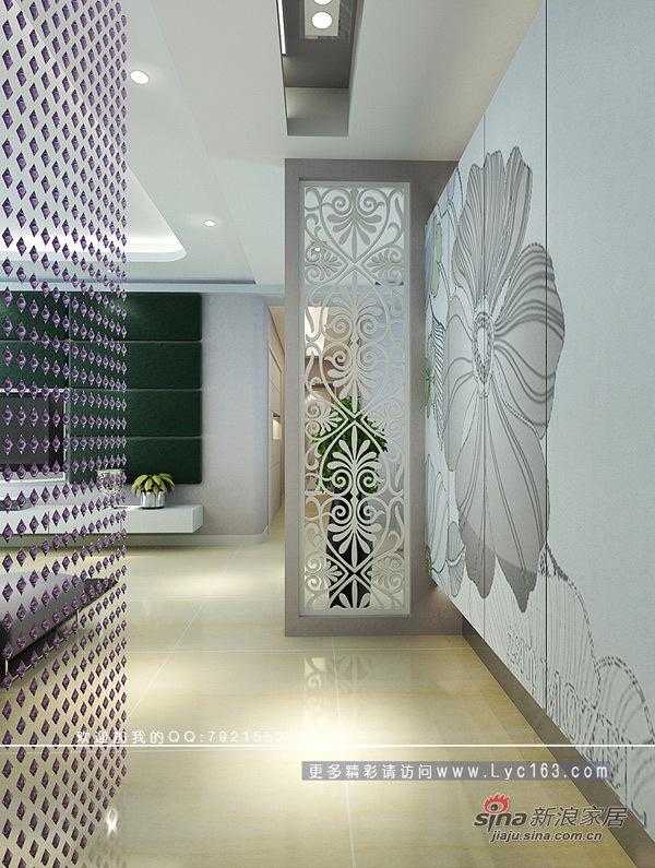 简约 四居 客厅图片来自用户2739081033在《生如夏花》设计方案49的分享