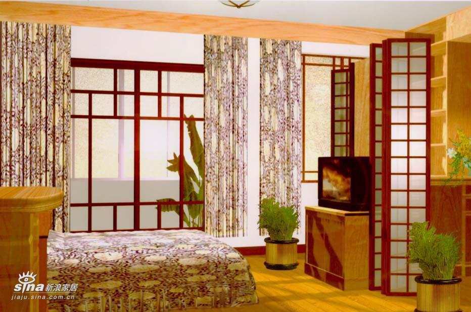 其他 三居 卧室图片来自用户2558746857在原木风格36的分享