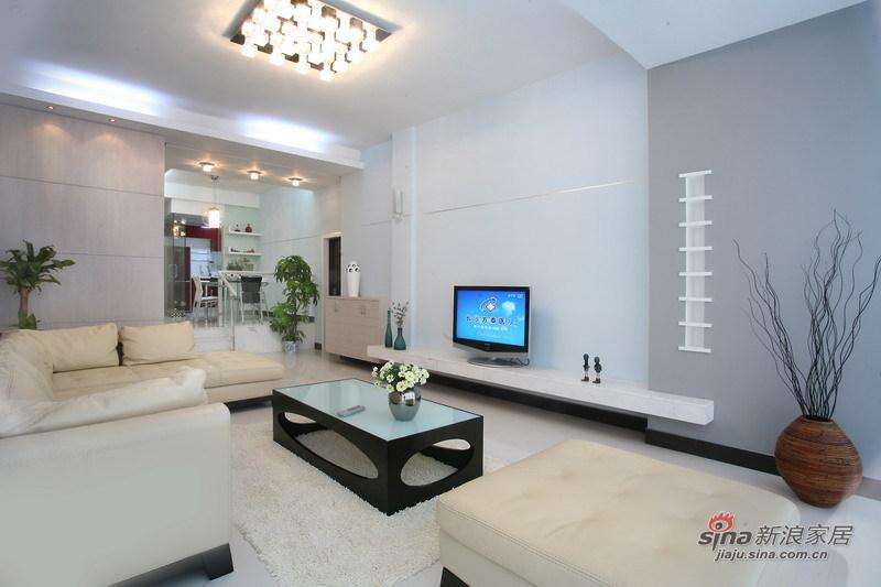 简约 三居 客厅图片来自用户2738813661在【实景】白领夫妇的现代简洁舒适之家28的分享