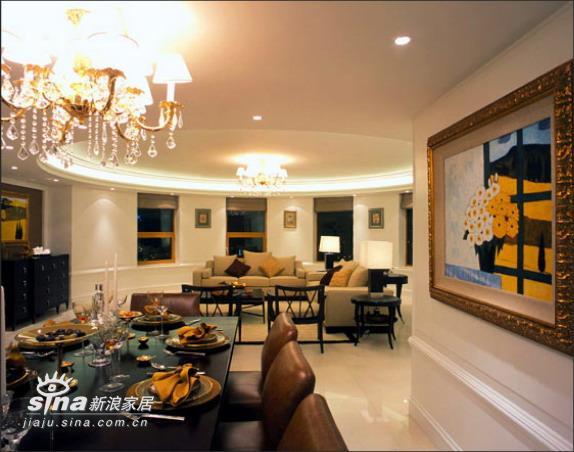 简约 二居 餐厅图片来自用户2737759857在上海東方倫敦伯爵豪園81的分享