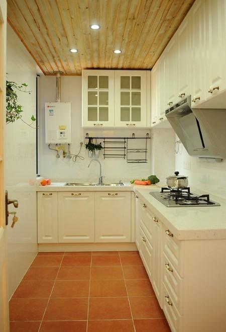 田园 二居 厨房图片来自用户2737791853在和平里90平旧房换新貌39的分享