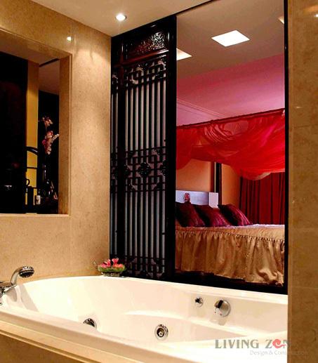 混搭 四居 卧室图片来自用户1907691673在混搭之黄﹠东方异域63的分享
