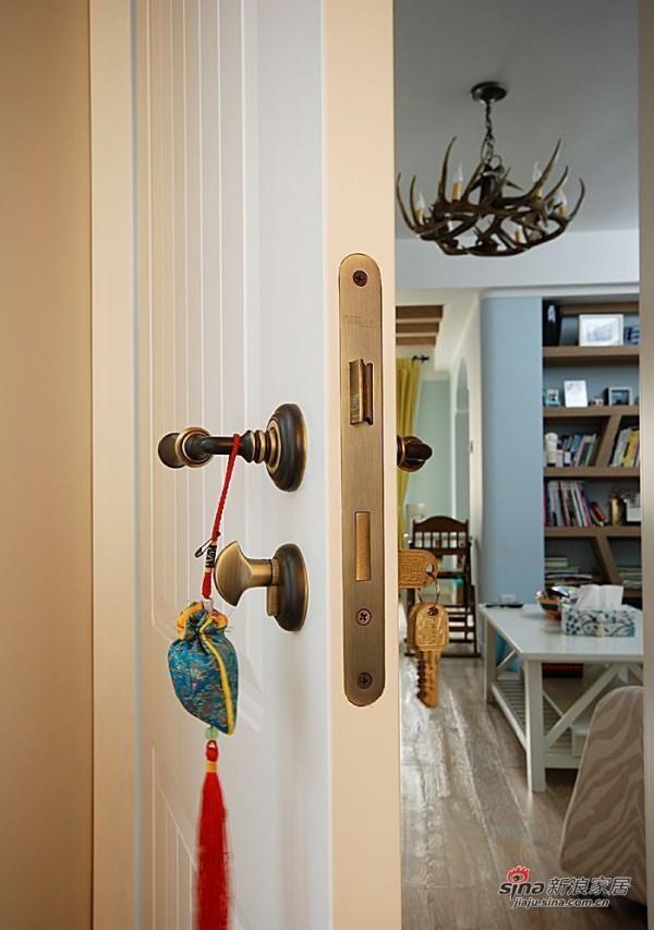 卧室门及饰物