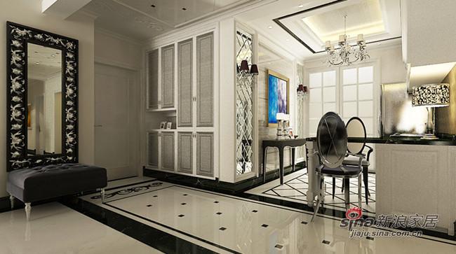 混搭 其他 餐厅图片来自用户1907691673在【多图】300平后奢华风情大宅85的分享