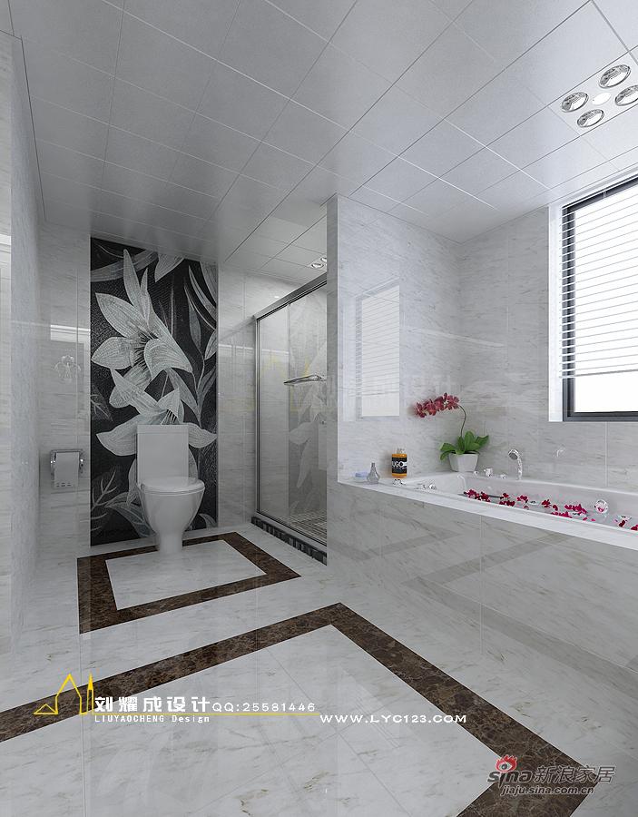 欧式 复式 卫生间图片来自用户2746889121在我的专辑458612的分享