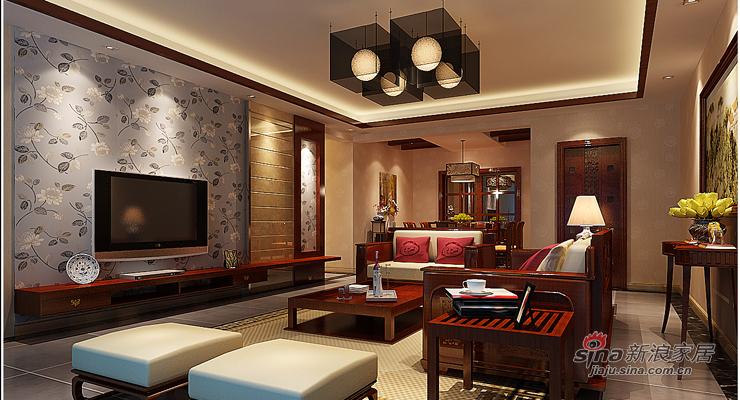 中式 三居 客厅图片来自用户1907658205在我的专辑741144的分享
