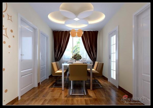 80平米餐厅设计