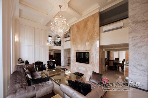 现代 别墅 客厅图片来自用户2765170907在设想周全 成就大器风雅气度71的分享