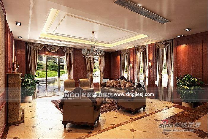 欧式 别墅 客厅图片来自用户2746948411在奢华但不张扬的欧式风格26的分享