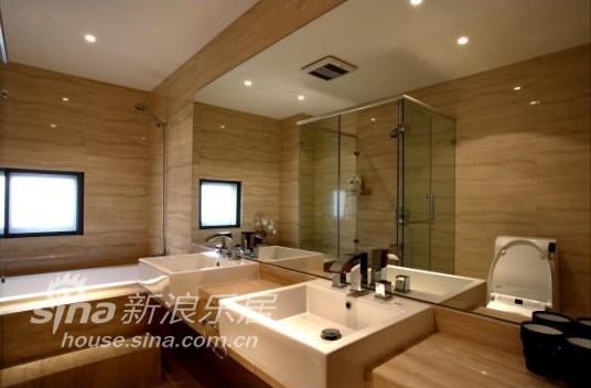 欧式 别墅 卫生间图片来自用户2757317061在帕缇欧乡90的分享