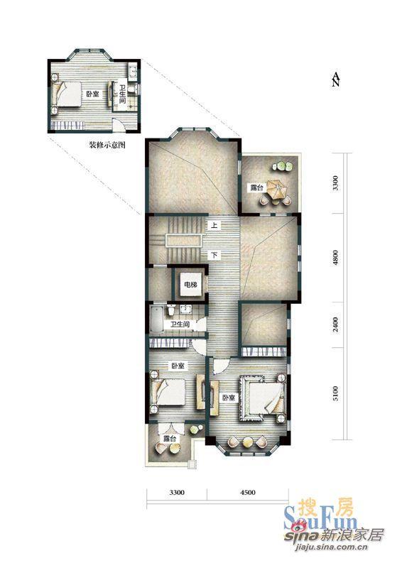 欧式 别墅 户型图图片来自用户2746948411在我的专辑979902的分享