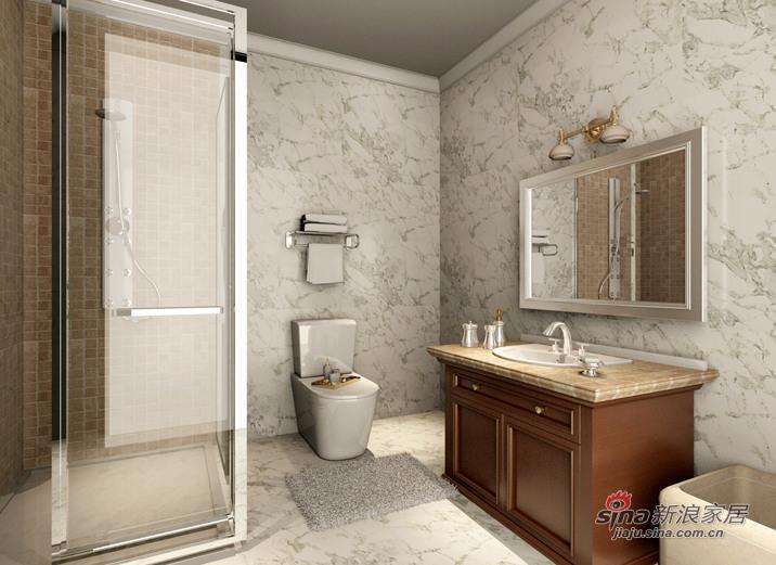 简约 二居 卫生间图片来自用户2745807237在奥海西湖印象59的分享