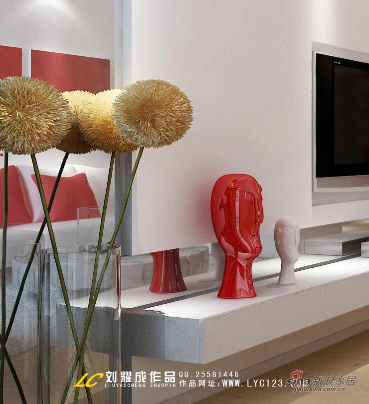 其他 二居 客厅图片来自用户2558757937在7万艺术气息65平魅惑2居60的分享