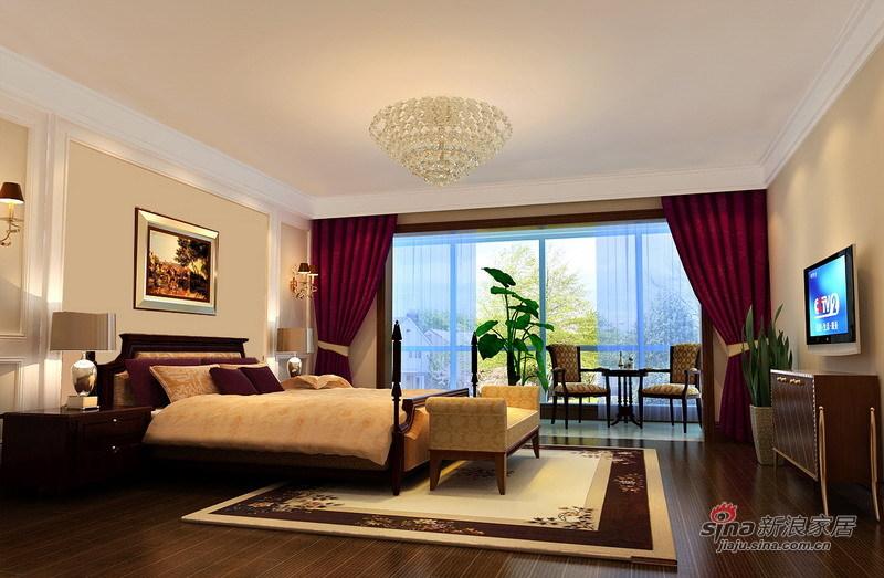 欧式 四居 客厅图片来自用户2772856065在沉稳欧式22的分享