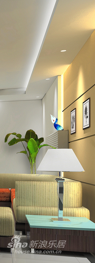 简约 四居 客厅图片来自用户2737950087在温馨简约24的分享