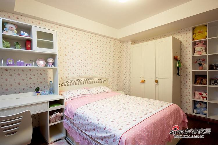 简约 三居 卧室图片来自用户2738820801在我的专辑377937的分享