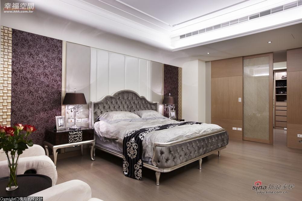 混搭 其他 卧室图片来自幸福空间在【高清】297平视觉多重奏 演出华丽之姿65的分享