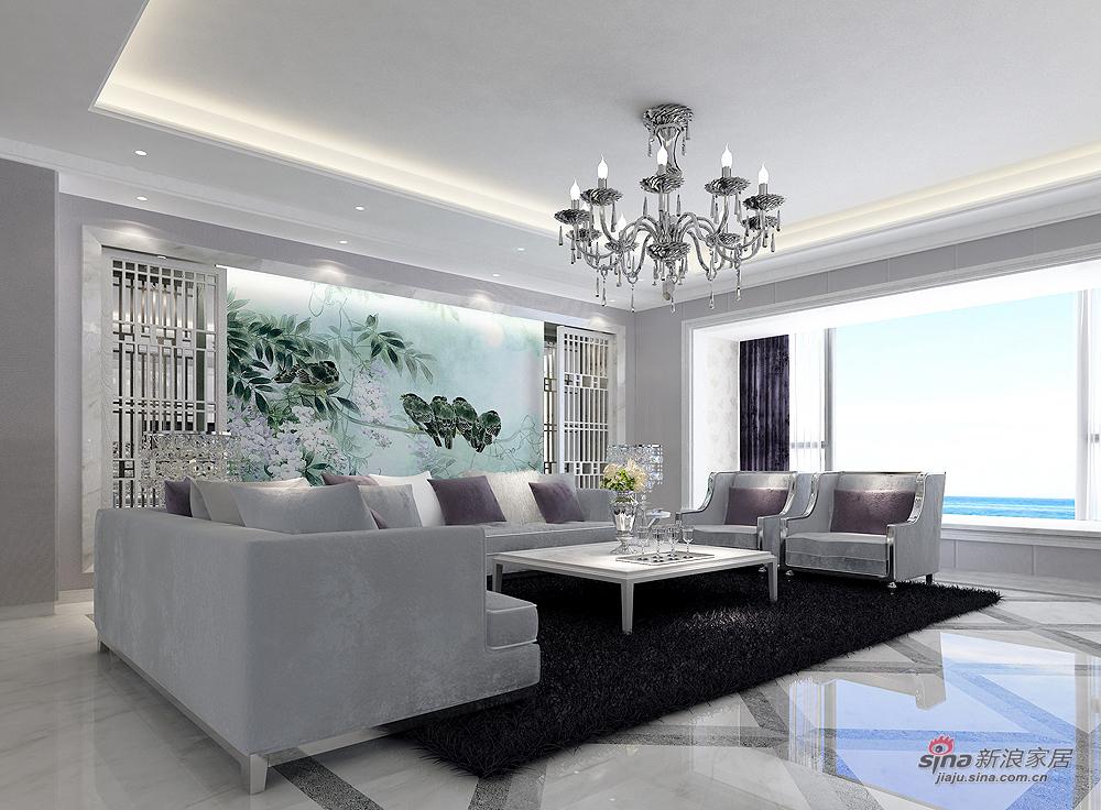 简约 复式 客厅图片来自用户2738845145在【高清】200平米大连欧式风格五房两厅72的分享
