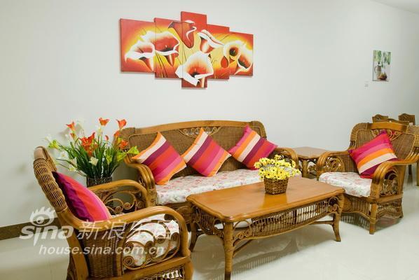 地中海 四居 客厅图片来自用户2756243717在雅致主义风格-马可波罗88的分享