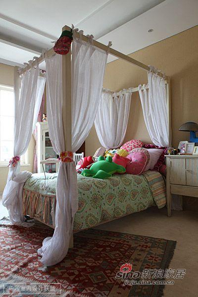 混搭 三居 儿童房图片来自用户1907691673在350方豪华温馨家54的分享